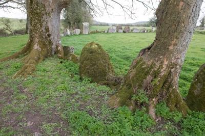 13. Grange Stone Circle, Lough Gur, Co. Limerick II, 2013. Archival pigment print.