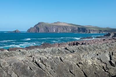 26. Coastal View III, Co. Kerry, 2013. Archival pigment print.