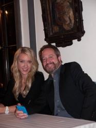 Taelor and Peter Bennett. Photo Joanna Gabler.