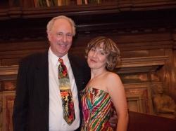 Kenneth Cooper and Roza Tulyaganova. Photo Joanna Gabler.