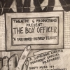 "Don't miss ""The Box Officer"" at Sunshine Cinema, October 9 – 11, just before the midnight screenings of ""Taxi Driver"""