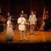 Monteverdi's Vespers of 1610 and L'Orfeo by BEMF at Jordan Hall