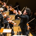 He got rhythm: Gustavo Dudamel's Boston visit…and Zubin Mehta and the Israel Philharmonic
