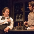 Worth the Trip: POE, by the Berkshire Theatre Group with David Adkins and Kate Maguire, Closing 10/26