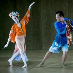 Hagoromo – a Dance/Opera Premiered at BAM, November 3, 2015