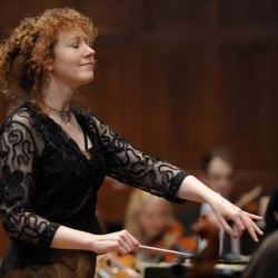 Jeannette Sorrell, Music Director of Apollo's Fire: The Cleveland Baroque Orchestra, talks to Michael Miller