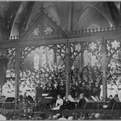 The Bach Choir of Bethlehem's Upcoming Season, with a Backward Look at the Bach Festival in May 2015