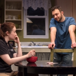 Utility: Mundane Made Meaningful — Closes at Rattlestick Playwrights Theater February 20, 2016