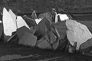 chard Long, Stone Cross, photo Michael Miller