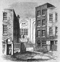 The Great Music Hall, Fishamble Street, Dublin