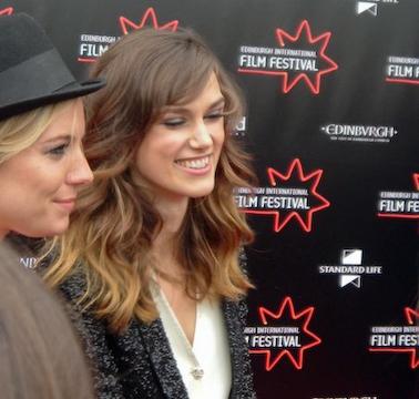Sienna Miller and Keira Knightley, photo Lucas Miller