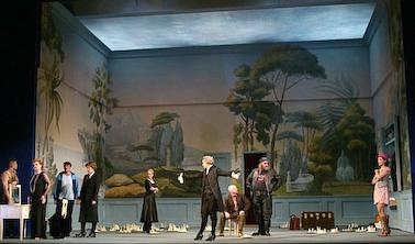 Richard Strauss, Ariadne auf Naxos, Royal Opera House, Covent Garden, photo Clive Barda