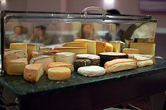 The Cheese Cart at Picholine