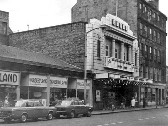 New Victoria/Odeon Cinema, Edinburgh