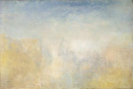 Venezia con la Salute (1840-45) | Oil on canvas | Tate, London