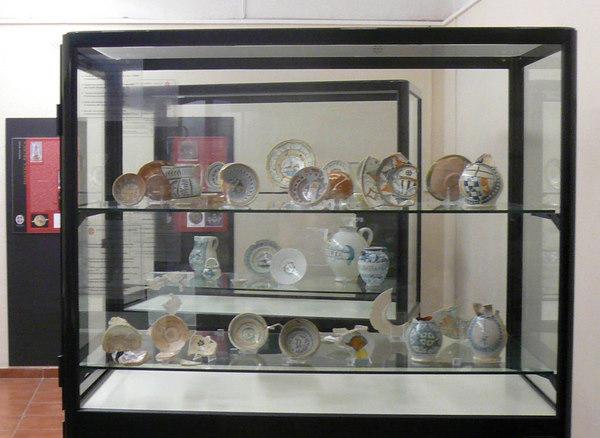 Museo della Ceramica | Società Tarquiniense D'Arte e Storia | Gallery View