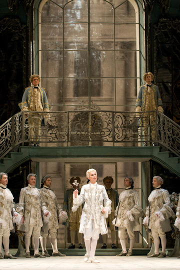 Der Rosenkavalier, Sophie Koch As Octavian. Photo The Royal Opera / Mike Hoban.