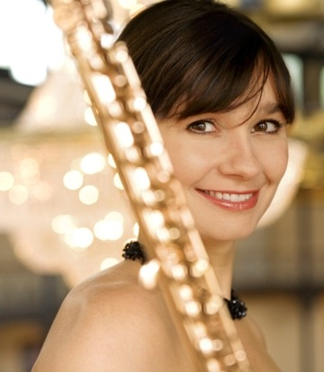 Magali Mosnier, Principal Flutist of the Orchestre Philharmonique de Radio France