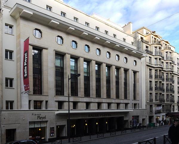 La Salle Pleyel