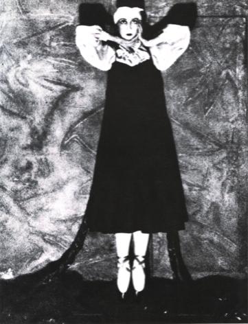 Bronislava Nijinska in Stravinsky's Les Noces