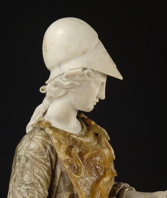 Minerva d'Orsay. Musée du Louvre, Paris.