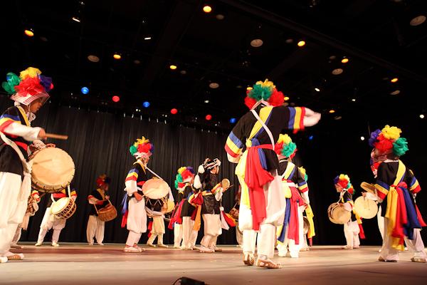 Udo pan gut, a ritual harvest dance