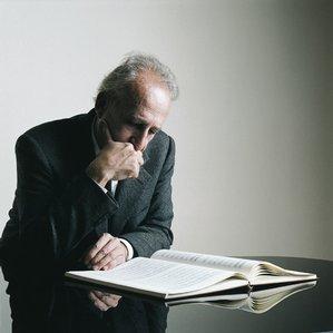 Maurizio Pollini. Photo Philippe Gontier/DG.