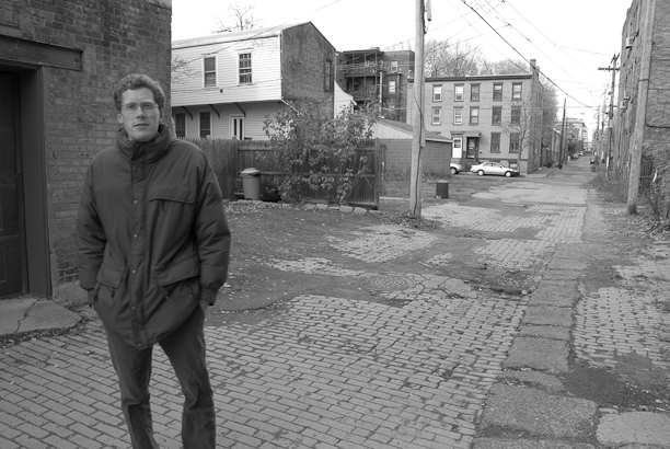 Alan Miller, winner of the AJ architectural writing prize visits Troy, NY.