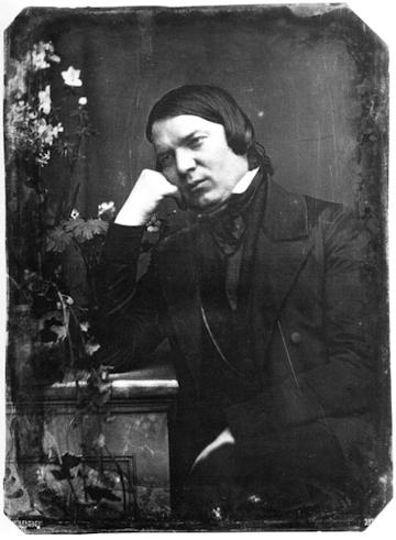 Robert Schumann, 1850