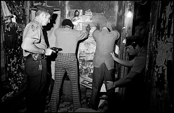 Leonard Freed, from Police Work.