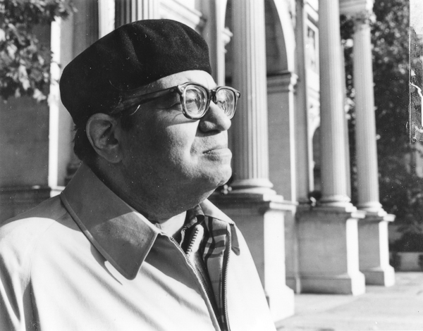 Morton Feldman by Barbara Monk Feldman