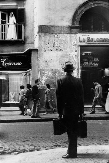Leonard Freed, The Ital