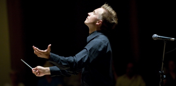 Vasily Petrenko. Photo: Mark McNulty.