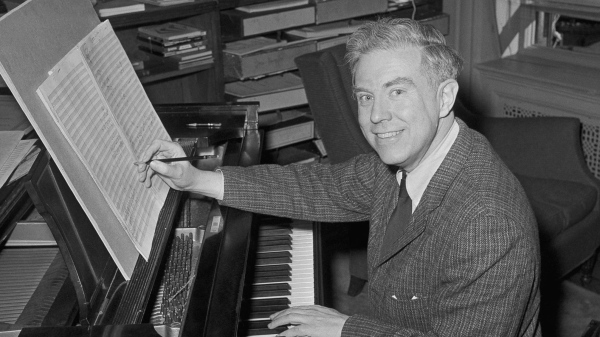 Elliott Carter (1908-2012)