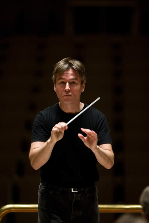 Esa-Pekka Salonen. Photo by Clive Barda.