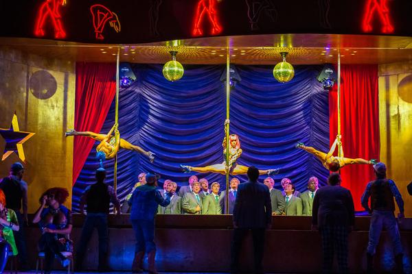 The Strip Club. Photo Stephanie Berger.