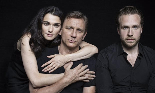 Sex, Marriage, and Betrayal on the New York Stage this ... Rachel Weisz Daniel Craig Betrayal