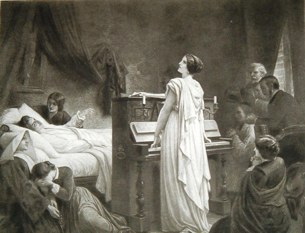 Chopin's Death