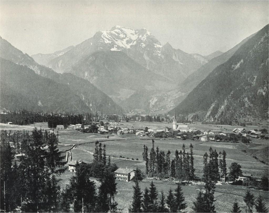 Ziller Valley ca. 1898