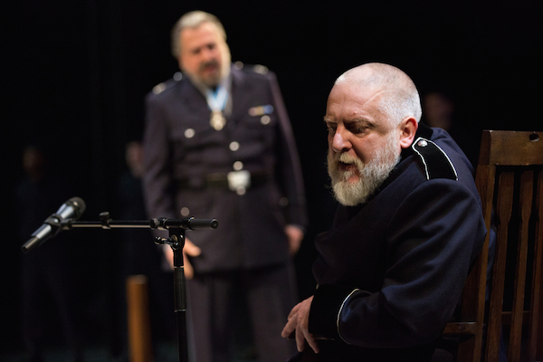 Simon Russell Beale in the National Theatre's King Lear – King Lear. Photo by Mark Douet.
