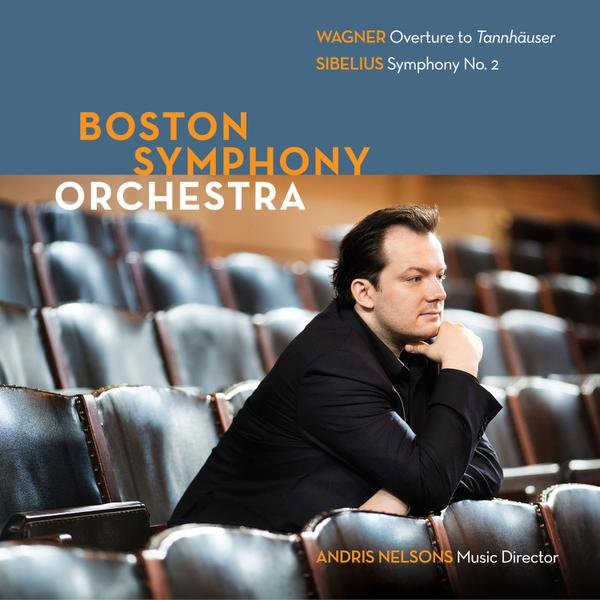 Nelson's debut recording with the BSO
