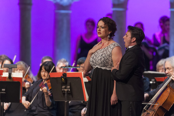 La Favorite by Gaetano Donizetti at Caramoor. Photo Gabe Palacio.