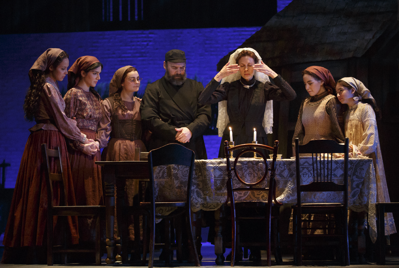 Fiddler On The Roof In Revival Again At The Broadway