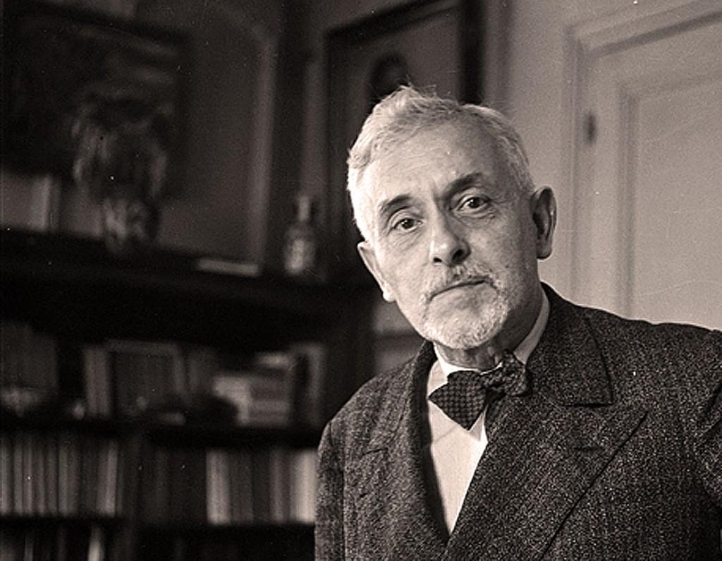 Composer Florent Schmitt (1870 Meurthe-et-Moselle, Lorraine - 1958 Neuilly-sur-Seine)