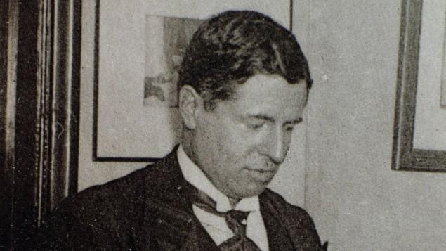Albéric Magnard (Paris 1865 - Baron, Oise (1914)