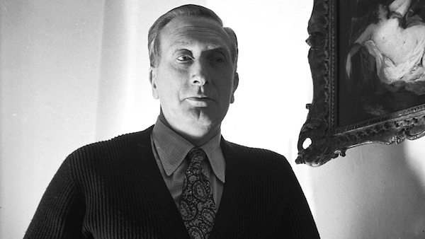 Sir William Walton. Photo from bbc.co.uk.