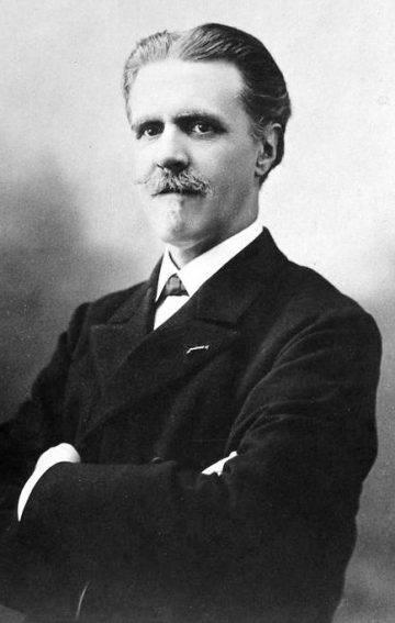 Vincent d'Indi in 1910