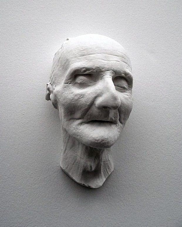 Bruckner's Death Mask