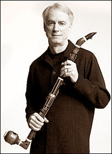 Eric Hoeprich, clarinetist
