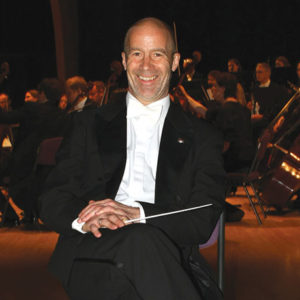 David Curtis, Music Director of the Orchestra of the Swan, talks to Michael Miller